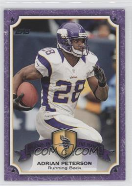 2013 Topps - Legends of the Making #LM-AP - Adrian Peterson