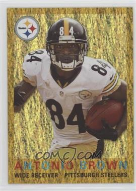 2013 Topps Archives - [Base] - Gold #152 - Antonio Brown