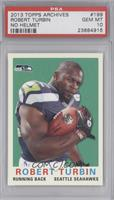 Robert Turbin (Base) [PSA 10]