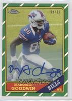 Marquise Goodwin /15