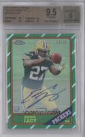 Eddie Lacy [BGS 9.5 GEM MINT] #/15