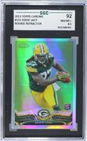 Eddie Lacy [SGC 92 NM/MT+ 8.5]
