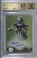 Markus Wheaton [BGS 9.5 GEM MINT] #/600
