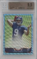 Ryan Nassib [BGS 9.5 GEM MINT] #/50