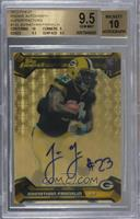 Rookie Autograph - Johnathan Franklin [BGS 9.5 GEM MINT] #/1