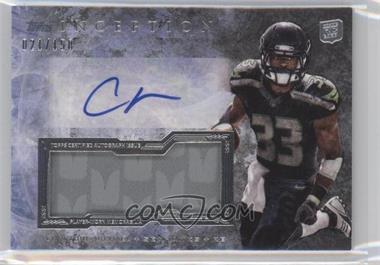 2013 Topps Inception - Autograph Jumbo Patch #IAJP-CM - Christine Michael /150