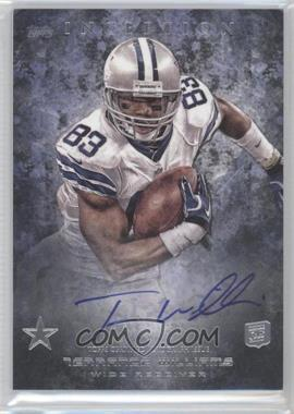 2013 Topps Inception - [Base] #113 - Terrance Williams