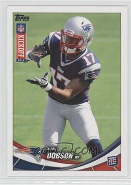 2013 Topps Kickoff - [Base] #29 - Aaron Dobson
