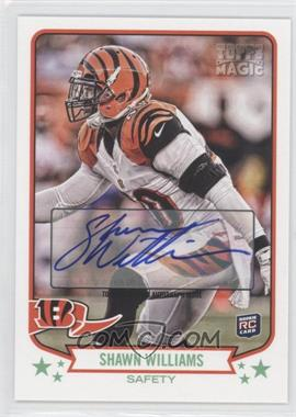 2013 Topps Magic - [Base] - Autographs [Autographed] #166 - Shawn Williams