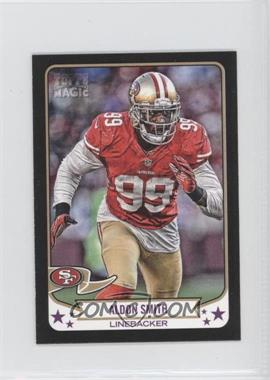 2013 Topps Magic - [Base] - Mini Black #278 - Aldon Smith