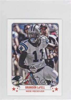 2013 Topps Magic - [Base] - Mini #267 - Brandon LaFell