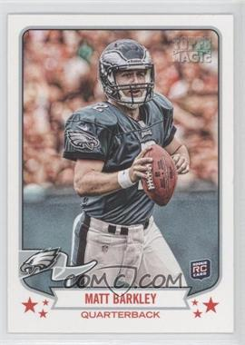 2013 Topps Magic - [Base] #137 - Matt Barkley