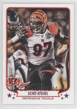 2013 Topps Magic - [Base] #282 - Geno Atkins