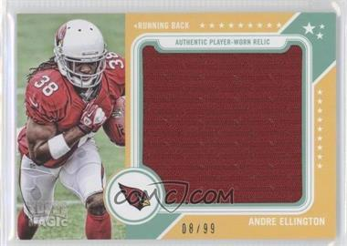 2013 Topps Magic - Rookie Relics #MRR-AE - Andre Ellington /99