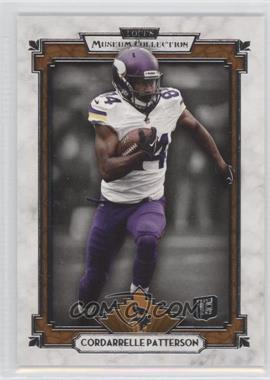 2013 Topps Museum Collection - [Base] - Copper #84 - Cordarrelle Patterson