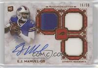 EJ Manuel /50