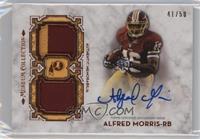 Alfred Morris /50