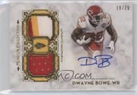 Dwayne Bowe #/25