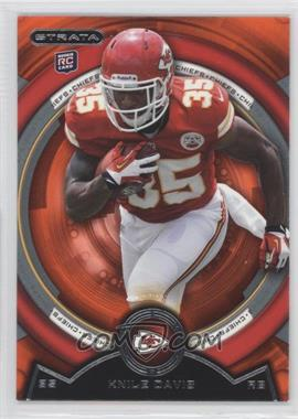2013 Topps Strata - [Base] - Topaz Orange #24 - Knile Davis
