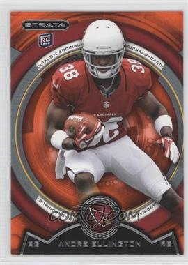2013 Topps Strata - [Base] - Topaz Orange #89 - Andre Ellington