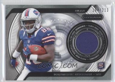 2013 Topps Strata - Relics #SR-MGO - Marquise Goodwin /213