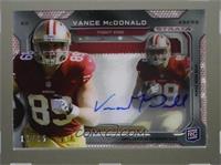 Vance McDonald /15