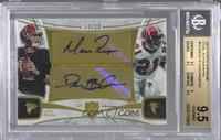 Matt Ryan, Deion Sanders /20 [BGS 9.5]