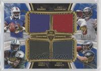 EJ Manuel, Geno Smith, Mike Glennon, Matt Barkley /15