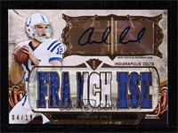 Andrew Luck #/18