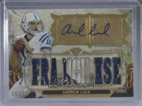 Andrew Luck [Noted] #/18
