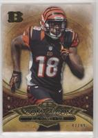 A.J. Green [EX to NM] #/99