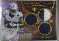 Terrance Williams [Noted] #/70
