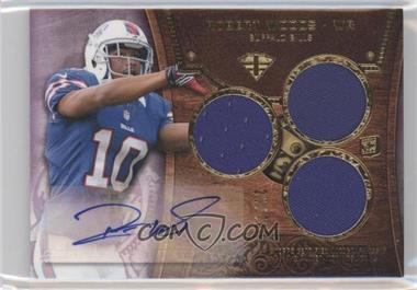 2013 Topps Triple Threads - [Base] - Purple #140 - Robert Woods /70