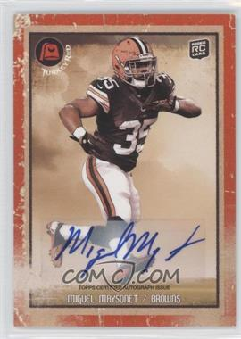 2013 Topps Turkey Red - [Base] - Autographs [Autographed] #25 - Miguel Maysonet