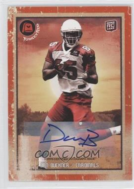2013 Topps Turkey Red - [Base] - Autographs [Autographed] #43 - Dan Buckner