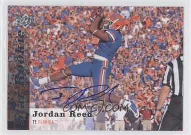 2013 Upper Deck - [Base] - Star Rookie Autographs [Autographed] #100 - Jordan Reed