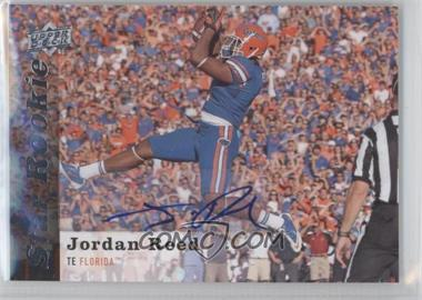 2013 Upper Deck - [Base] - Star Rookie Autographs [Autographed] #100 - Jordan Reed