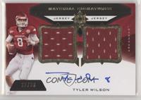 Tyler Wilson #/30