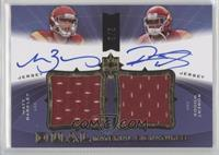 Matt Barkley, Robert Woods /5