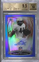 Andre Williams [BGS 9.5 GEM MINT] #/99