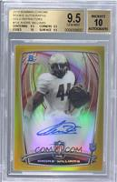 Andre Williams [BGS 9.5 GEM MINT] #/75