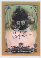 Cyril Richardson #38/75