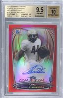 Andre Williams [BGS 9.5 GEM MINT] #/25