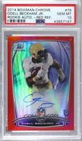 Odell Beckham Jr. [PSA 10 GEM MT] #/25