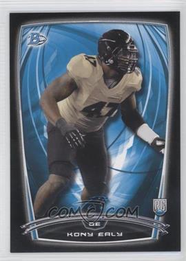 2014 Bowman - Rookies - Black #36 - Kony Ealy