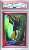 Davante Adams #/25