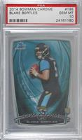 Blake Bortles [PSA 10 GEM MT]