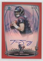 Tom Savage #/25