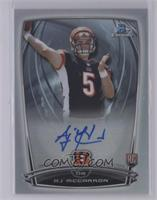 AJ McCarron [Mint or Better]