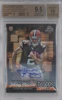 Johnny Manziel /5 [BGS 9.5 GEM MINT]